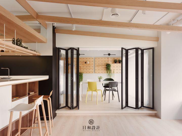 本案獲得2019年日本Good Design大獎的肯定。(圖 .日和設計 提供)