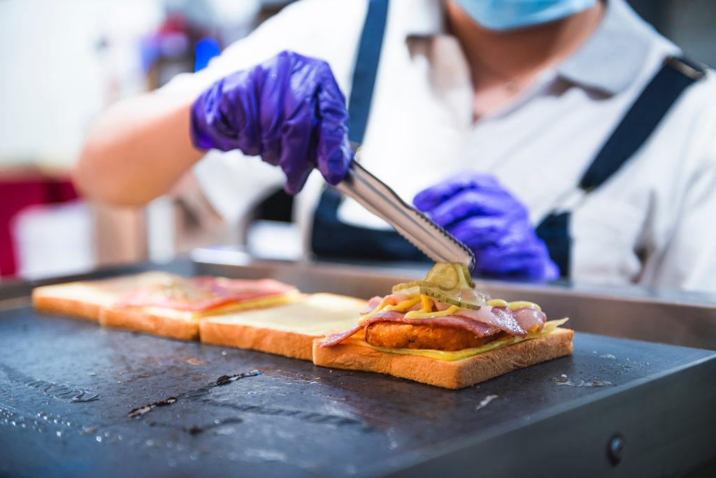 ISAAC Toast雙11要送你三明治兌換券喔。 (圖. ISAAC Toast提供)