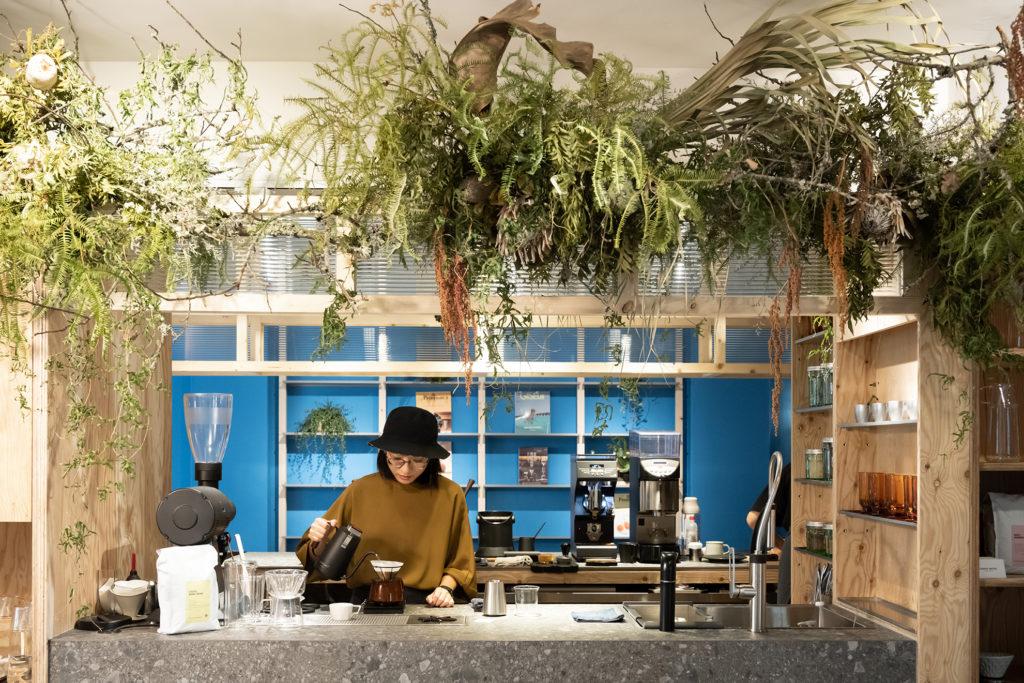 位於赤峰街的HAVEN by nest今年11月才開幕,這裡的手沖咖啡滋味香醇。(圖‧徐嘉駒攝)