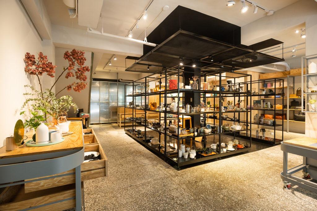 「HAVEN by nest」就像是個世界選物港口般,將各地精彩選品呈現在消費者眼前。(圖.徐嘉駒攝)