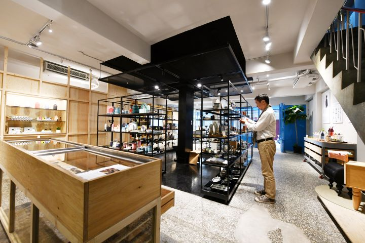 近年來蔚為遊行的風格選物店,透過辦策展的形式,以不同主題進行選物搭配,滿足現代消費者對於品味生活的期待。(圖.陳思明 攝影)