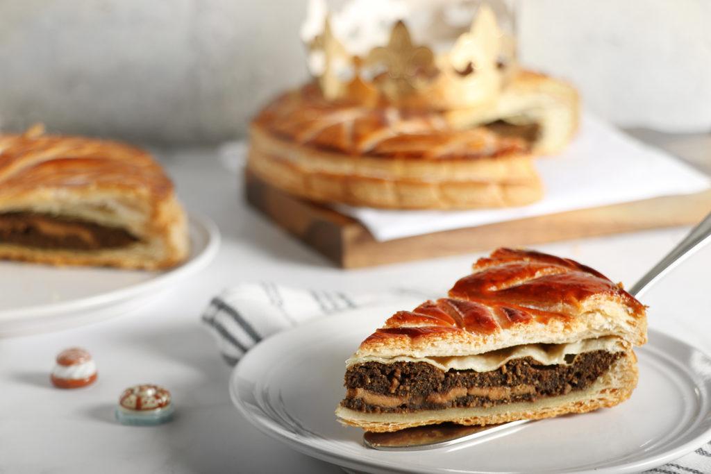 國王派總是年終歡聚或送禮的最熱賣代表糕點。(圖.苗林行提供)