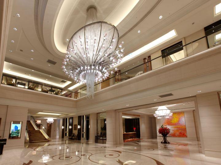 大倉久和大飯店於1月1日,全館舉辦一系列的賀歲迎新活動。(圖.大倉久和大飯店 提供)