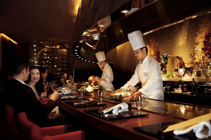 儘管目前暫時無法前往日本旅遊,還是可以大啖日本料理一同感受日式新年的歡樂氣氛。(圖. Ukai-tei Kaohsiung  提供)