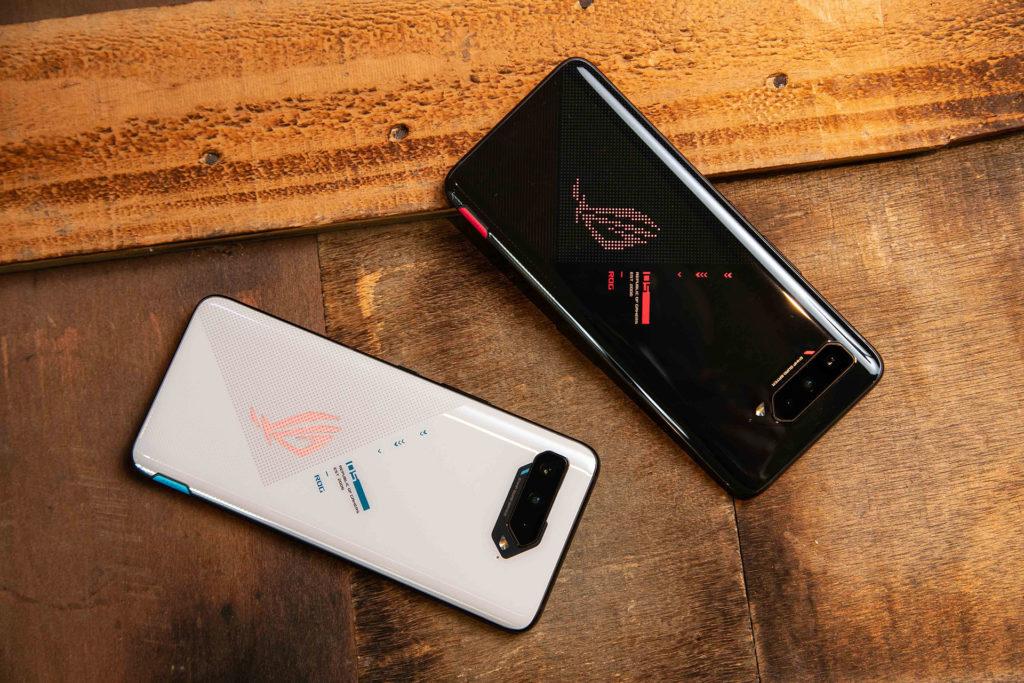 ROG Phone 5。(圖.華碩提供)