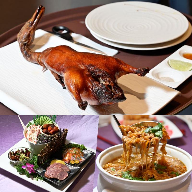 礁溪兆品酒店的美食廣受饕客的歡迎。(圖.陳思明 攝影)