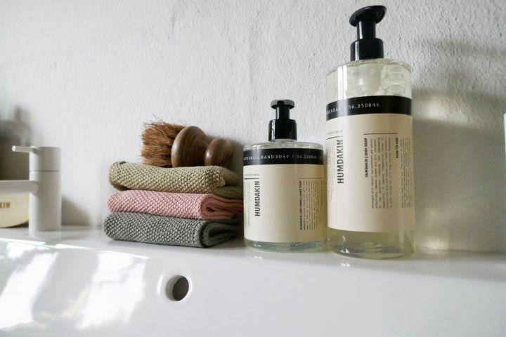瑪黑家居引進來自丹麥的Humdakin清潔系列產品 。(圖.瑪黑家居 提供)